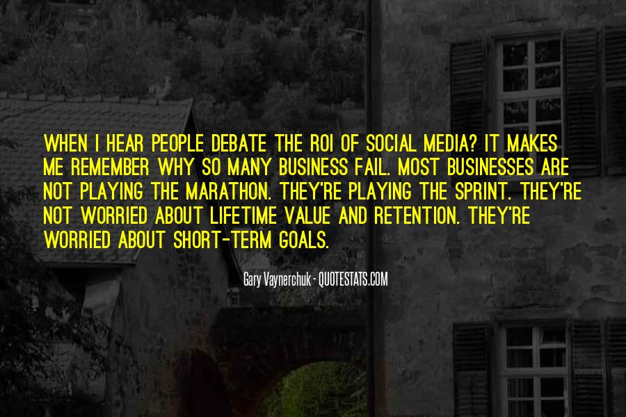 Quotes About Business Social Media #593478
