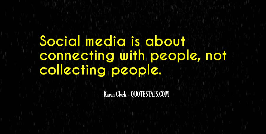 Quotes About Business Social Media #888772
