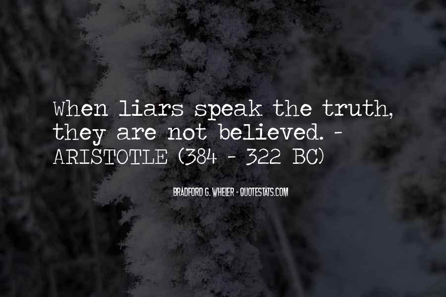 Not Believed Quotes #102295
