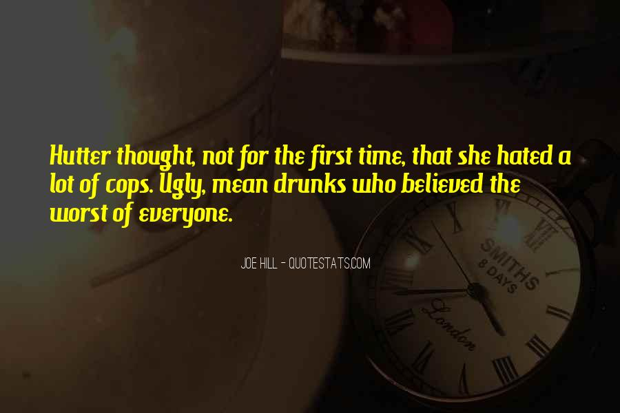 Not Believed Quotes #114366