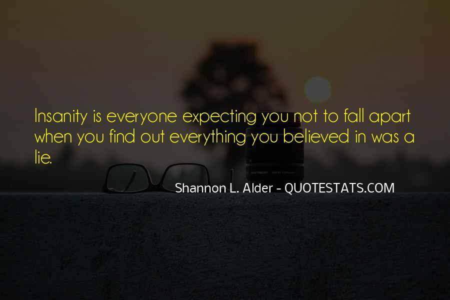 Not Believed Quotes #159308