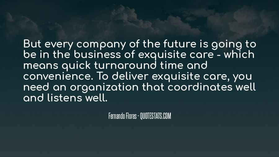 Quotes About Business Convenience #300043