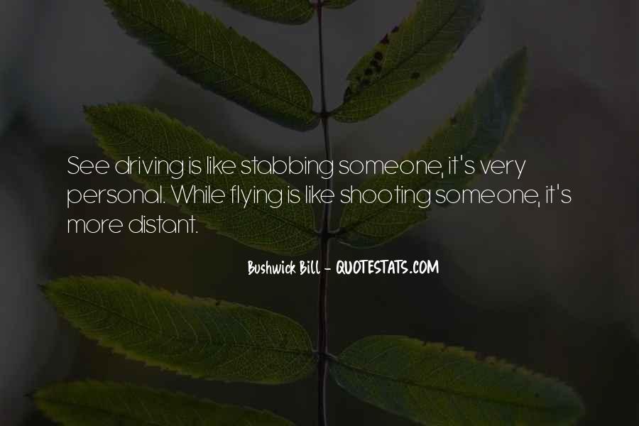 Quotes About Bushwick #1153901