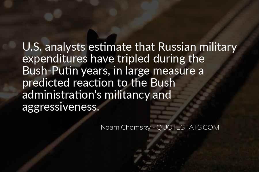 Quotes About Bush Putin #773214