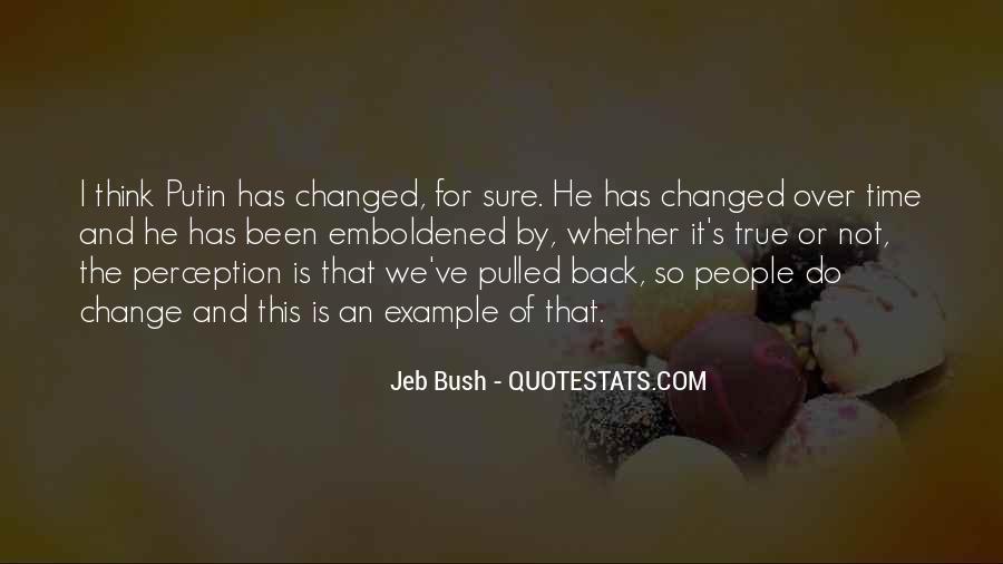 Quotes About Bush Putin #986868