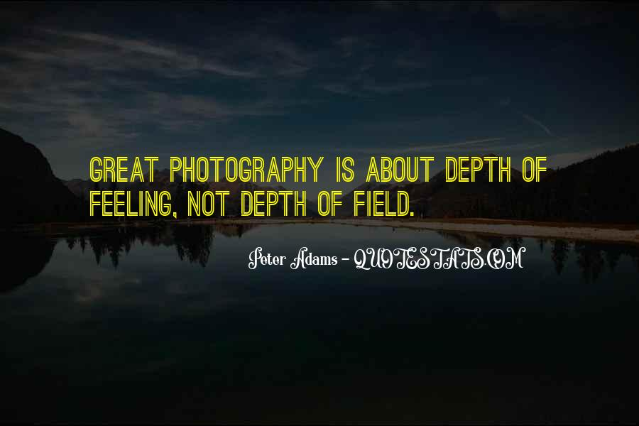 Not Feeling Great Quotes #1204533