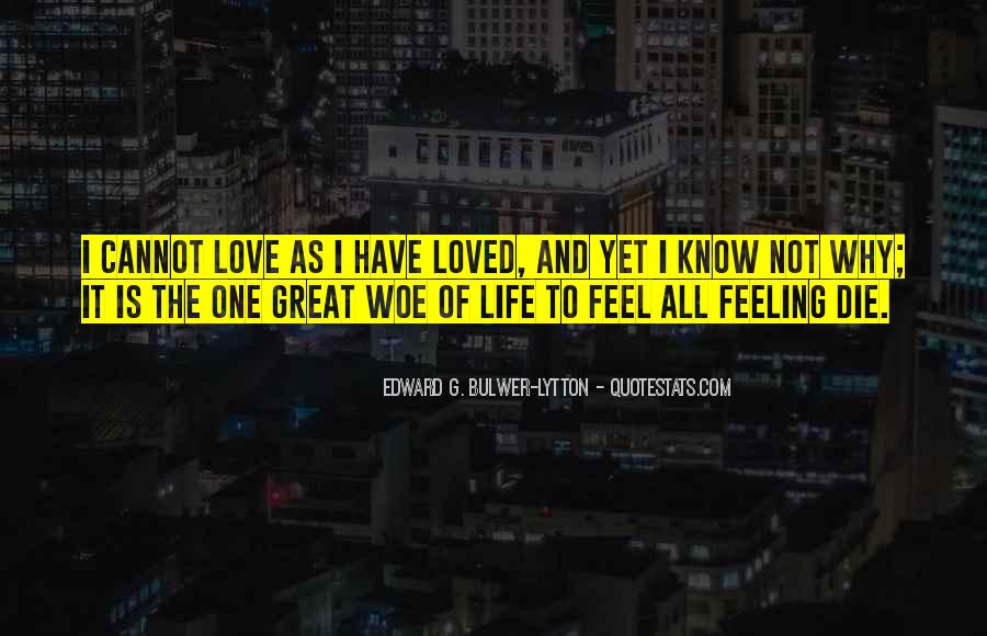 Not Feeling Great Quotes #1262351