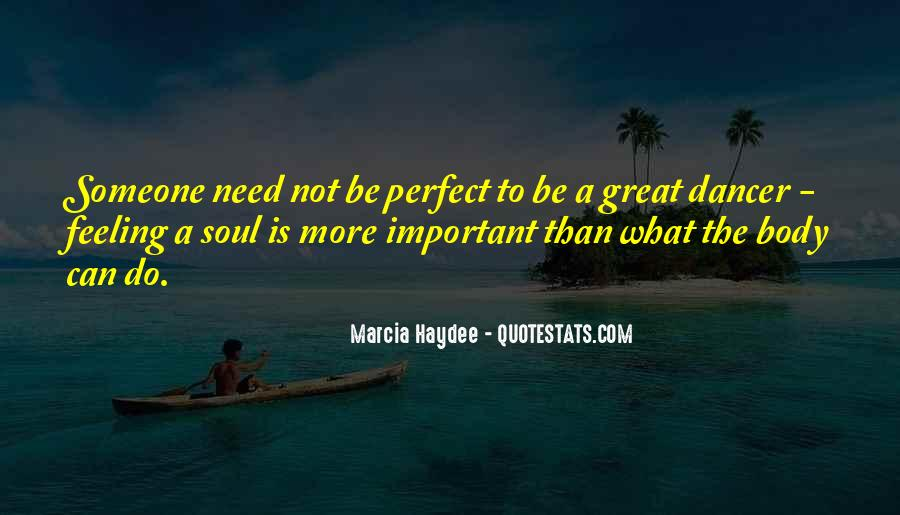 Not Feeling Great Quotes #1553569