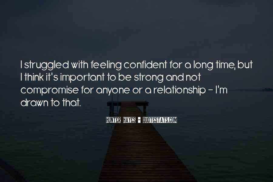 Not Feeling Important Relationship Quotes #1211064