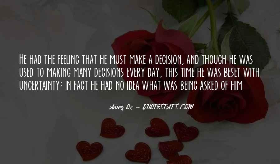Not Feeling So Well Quotes #377