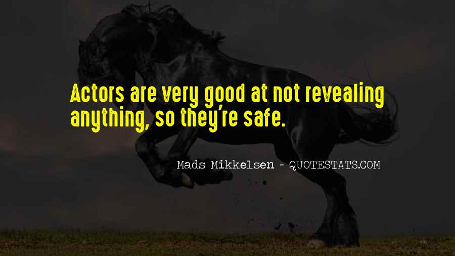 Not Good At Anything Quotes #1556404
