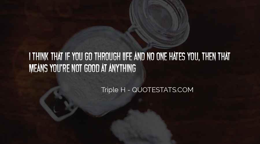 Not Good At Anything Quotes #710041