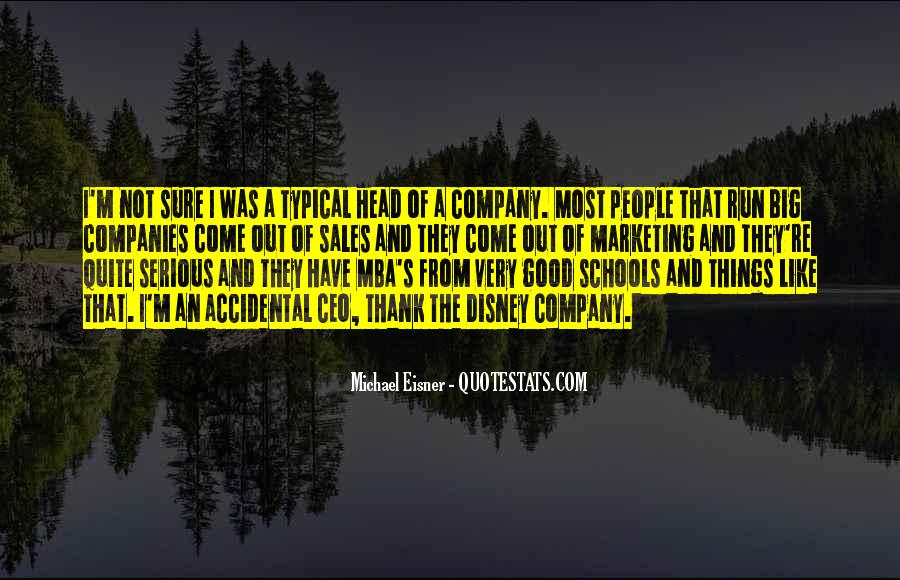Not Good Company Quotes #1024948