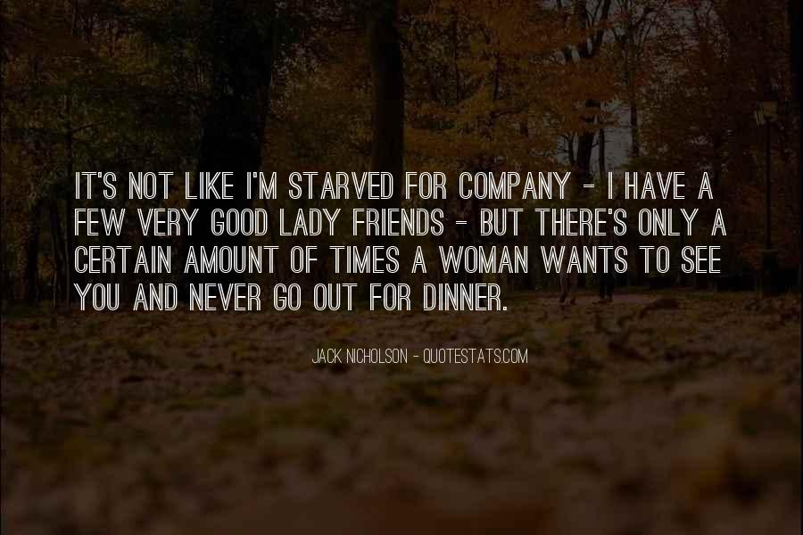 Not Good Company Quotes #1234513