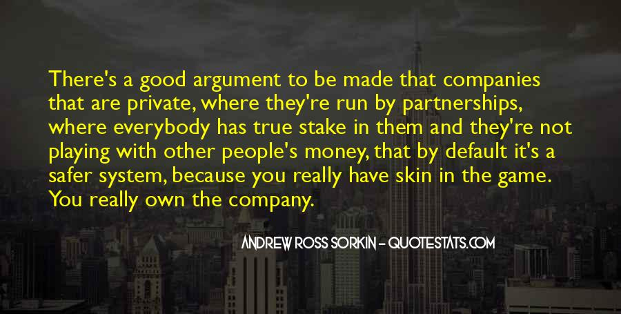 Not Good Company Quotes #1733576