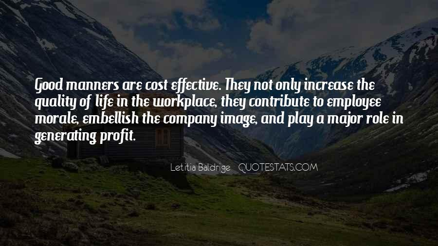Not Good Company Quotes #1799957