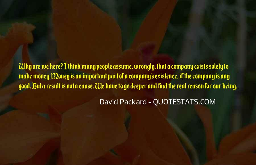 Not Good Company Quotes #740526