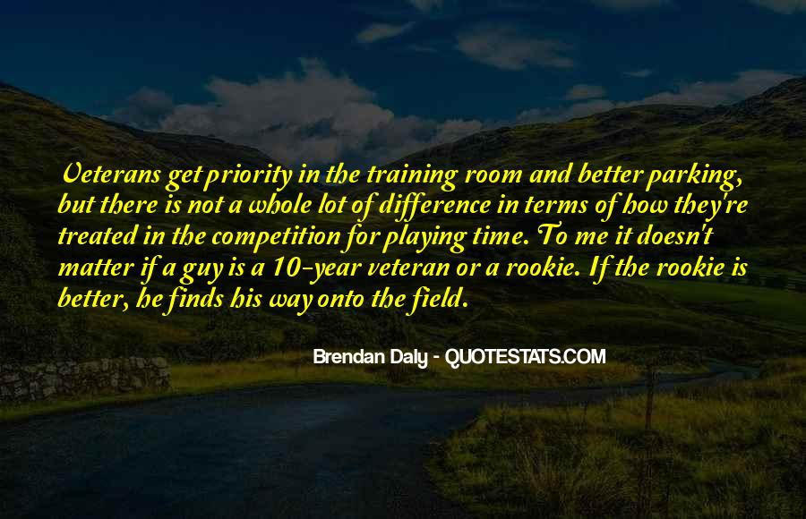 Not His Priority Quotes #115110
