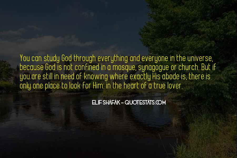 Not Knowing Everything Quotes #502204