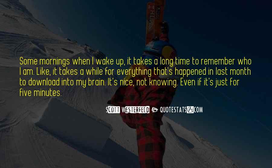 Not Knowing Everything Quotes #63616