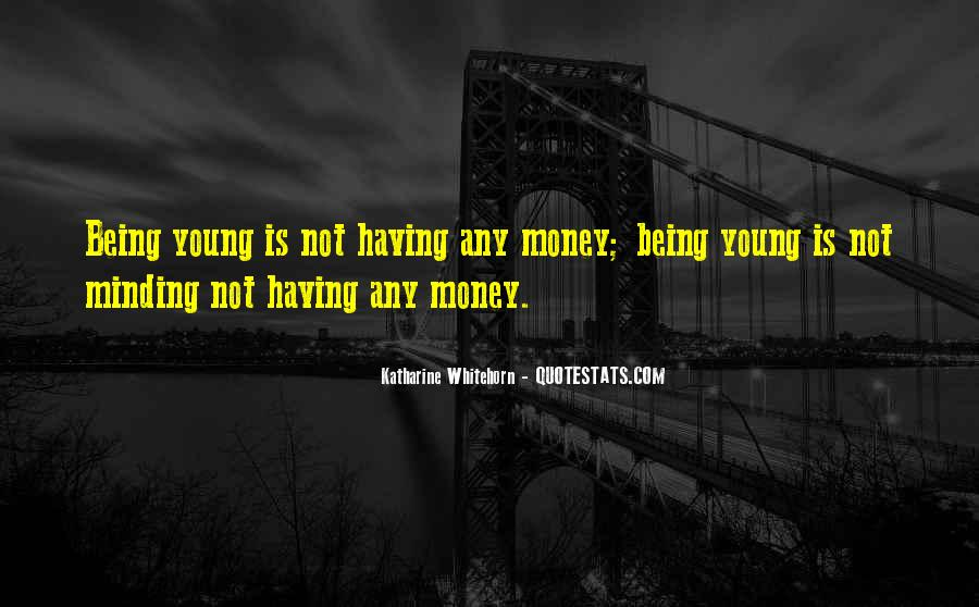 Not Minding Others Quotes #20072