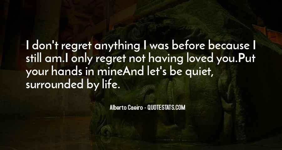 Not Mine Love Quotes #111326