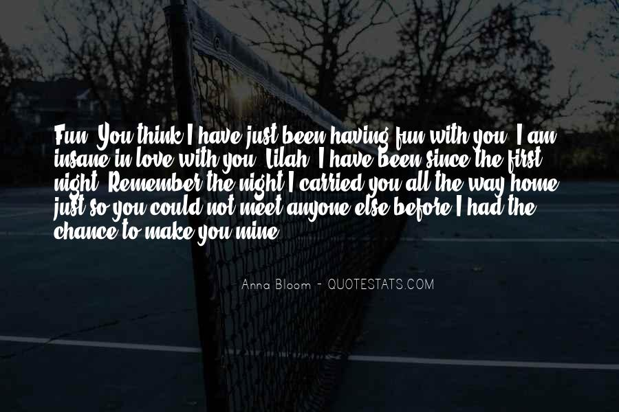 Not Mine Love Quotes #139584
