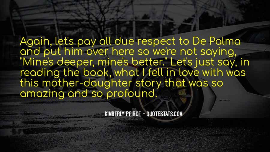 Not Mine Love Quotes #168381
