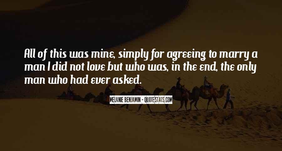 Not Mine Love Quotes #262414