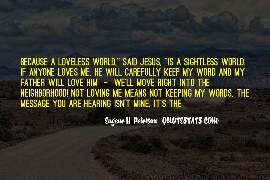 Not Mine Love Quotes #479427