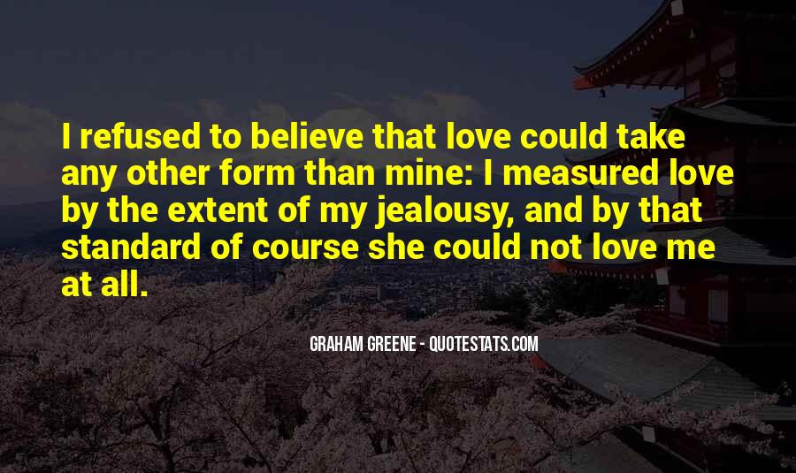 Not Mine Love Quotes #545263