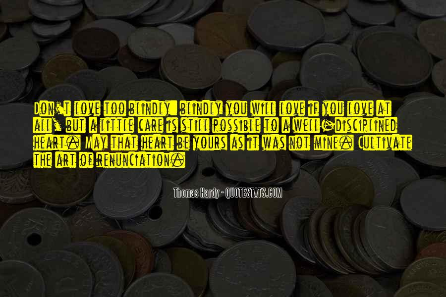 Not Mine Love Quotes #550161