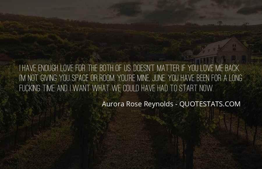 Not Mine Love Quotes #656474