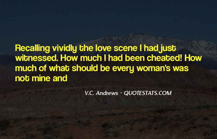 Not Mine Love Quotes #691811