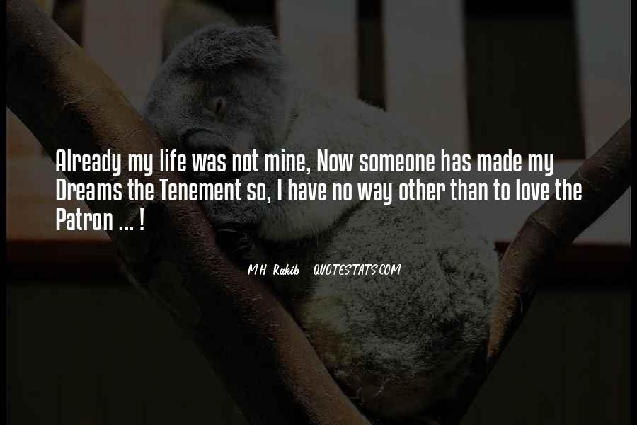 Not Mine Love Quotes #699832