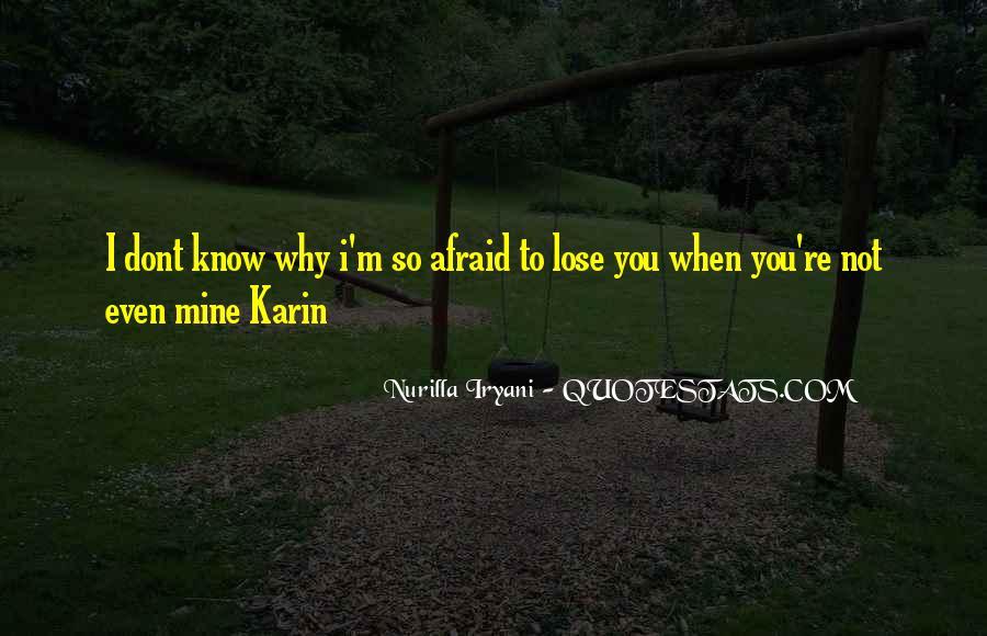 Not Mine Love Quotes #721847