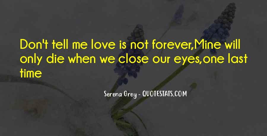 Not Mine Love Quotes #722501