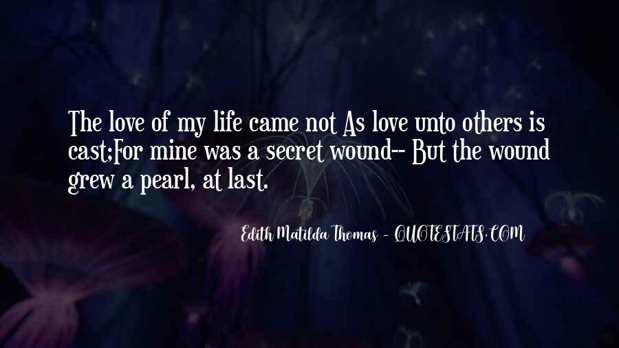 Not Mine Love Quotes #792636