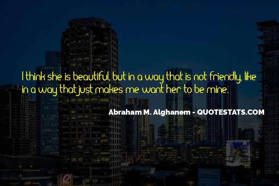 Not Mine Love Quotes #859813