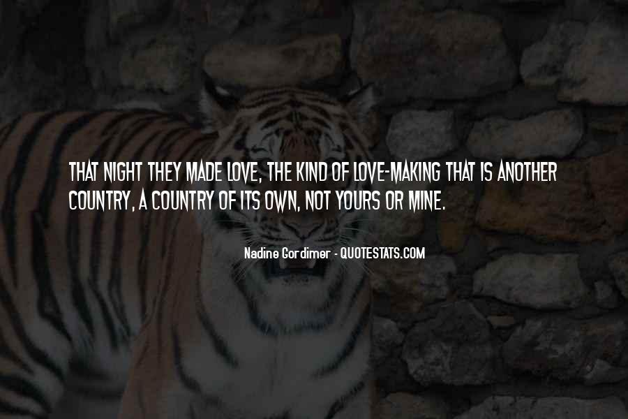 Not Mine Love Quotes #862124