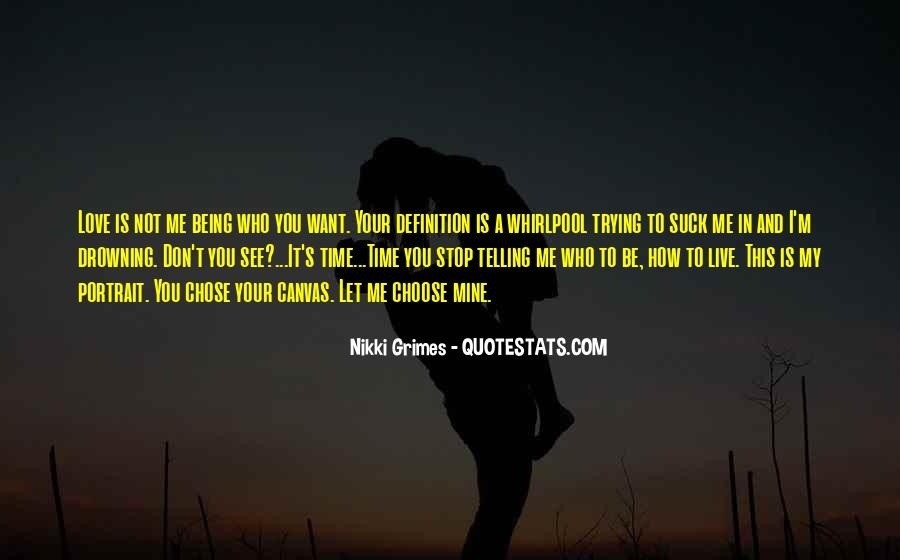 Not Mine Love Quotes #912631
