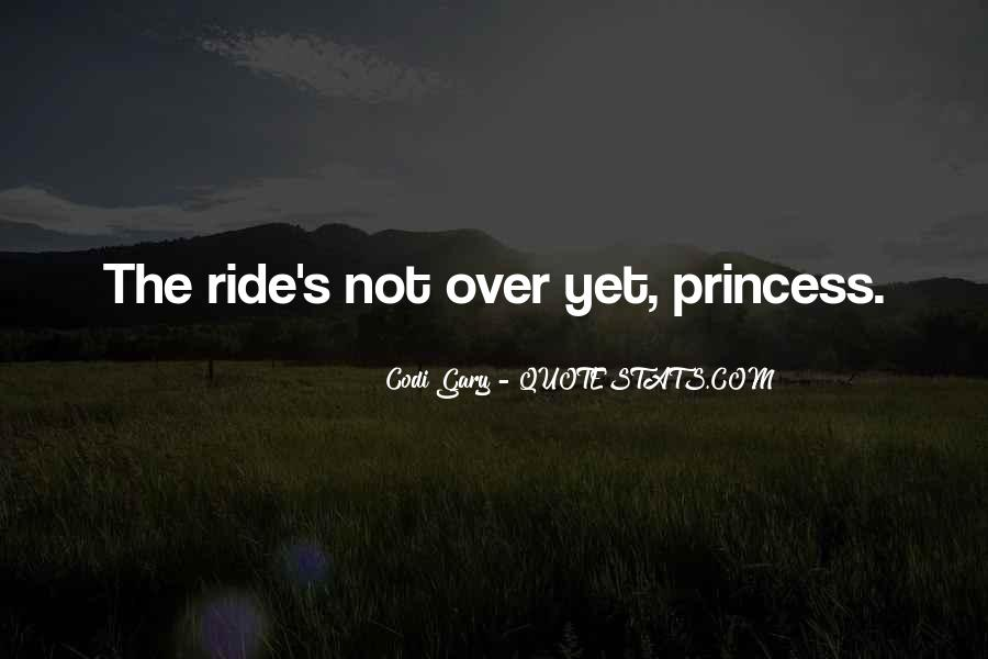 Not Over Yet Quotes #137337
