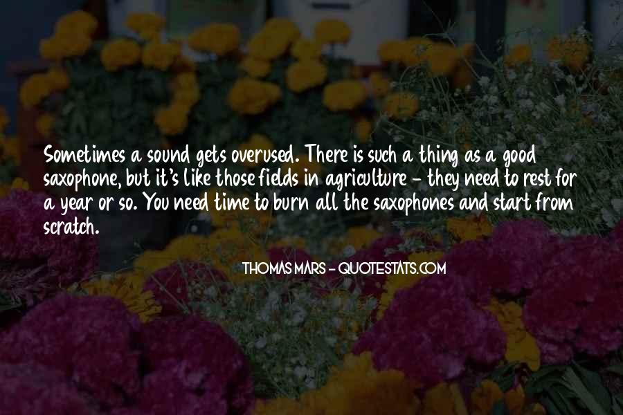 Not Overused Quotes #633007