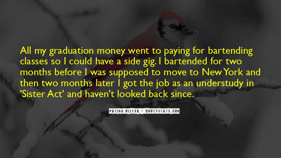 Not Paying Back Money Quotes #209115