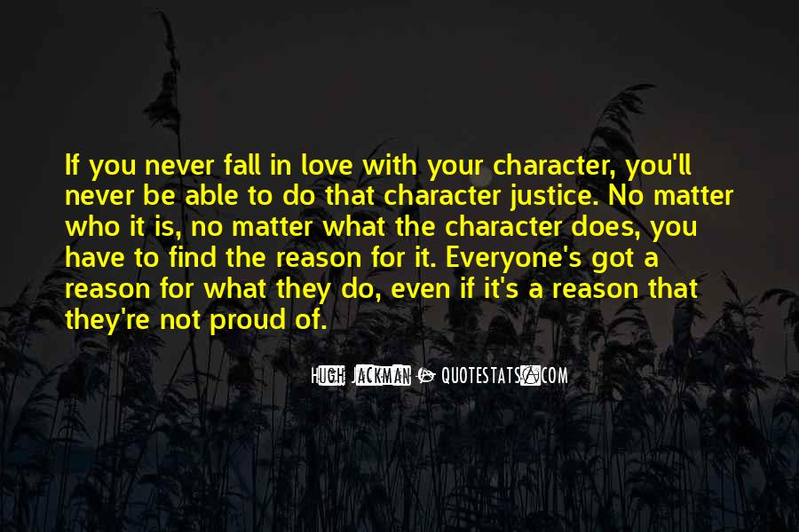 Not Proud Of You Quotes #1067336
