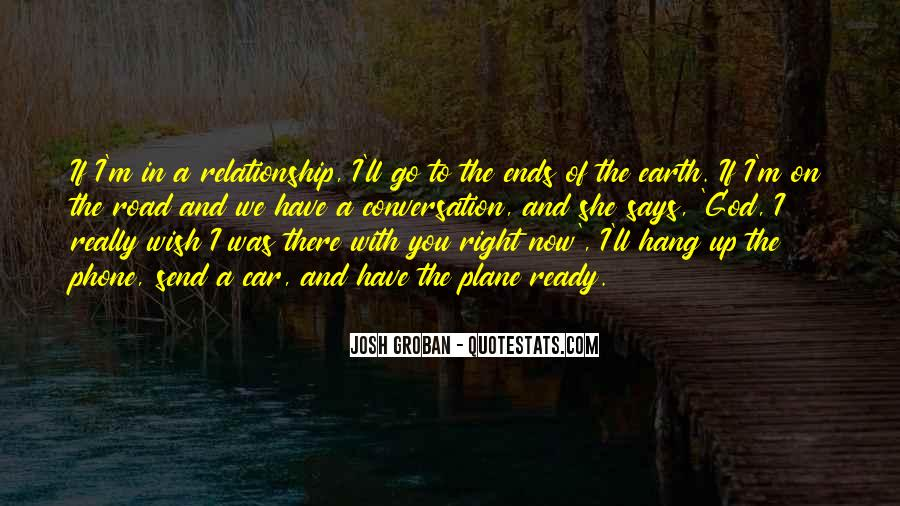 Not Ready In Relationship Quotes #1558993