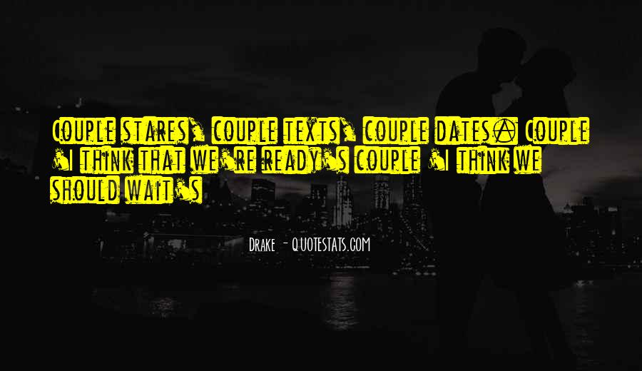 Not Ready In Relationship Quotes #365225