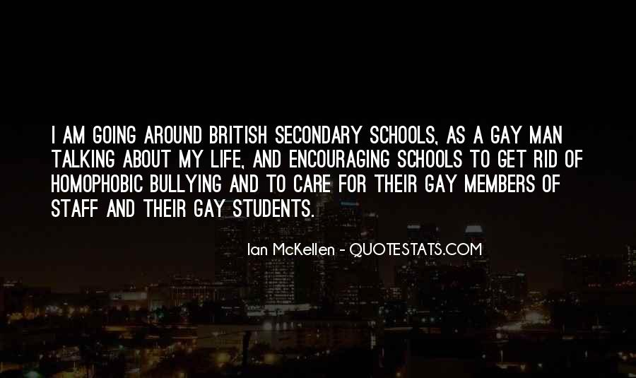 Quotes About Bullying At School #630572