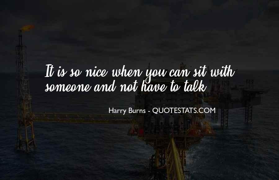 Not So Nice Quotes #708023