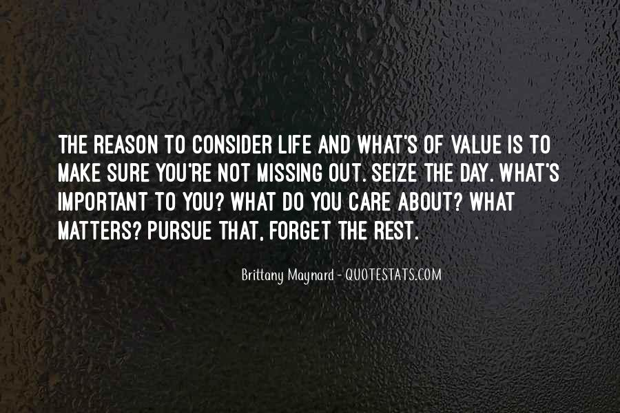 Not Sure Life Quotes #176743